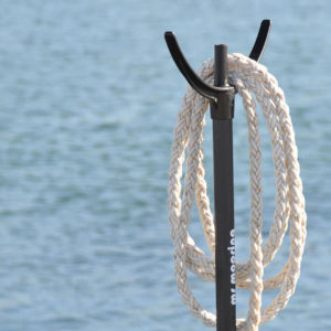 Safe way for mooring lines